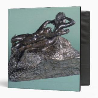 Love Fleeing, 1883-84 (bronze) Vinyl Binder