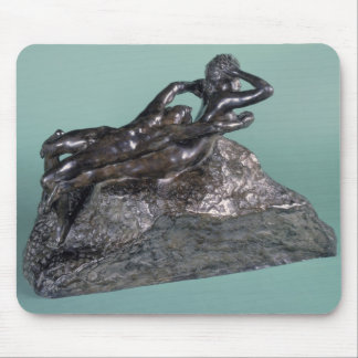 Love Fleeing, 1883-84 (bronze) Mouse Pads
