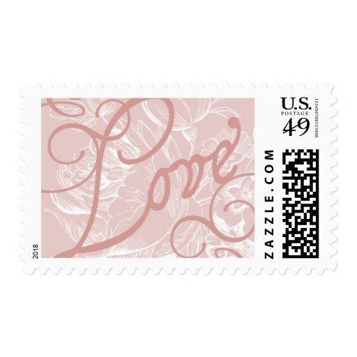 Love Floral B by Ceci New York Postage