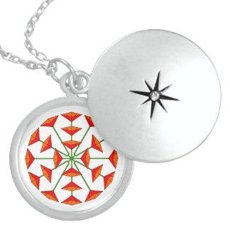Love Flower Design 195 Necklace
