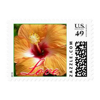 Love Flower Postage