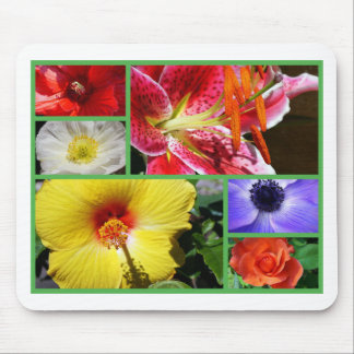 Love Flowers 2 Mouse Pad