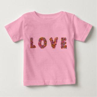 love, flowers, valentine, romance, bouquet , free baby T-Shirt