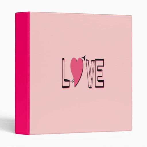 Love Font Binder