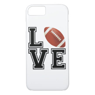 Love Football College Style iPhone 7 Case