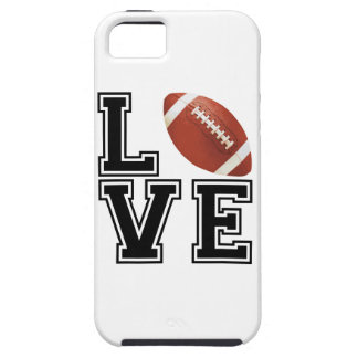 Love Football College Style iPhone SE/5/5s Case