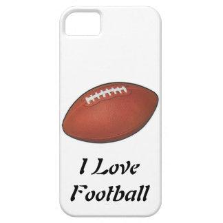 Love Football iPhone SE/5/5s Case