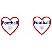 Love Football mug