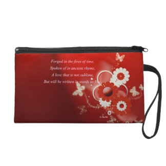 Love For All Time Wristlet Purse