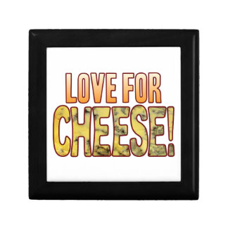 Love For Blue Cheese Keepsake Box