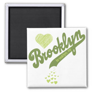 Love For Brooklyn 2 Magnet