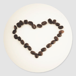 Love for Coffee - stickers