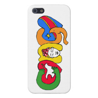 Love for Congo iPhone cover