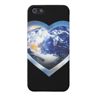 love for earth iPhone 5/5S covers