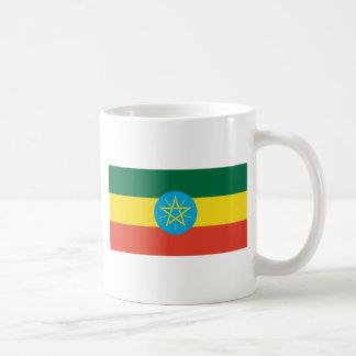 Love for Ethiopia Classic White Coffee Mug