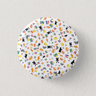 Love for Holland Button