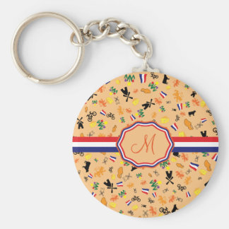 Love for Holland Keychain