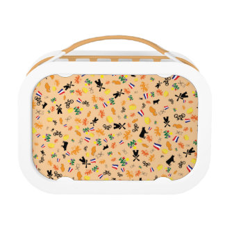 Love for Holland Lunch Box