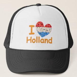 Love for Holland Trucker Hat