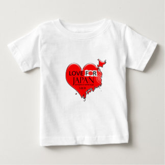 LOVE FOR JAPAN BABY T-Shirt