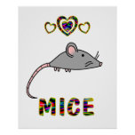 Love for Mice Poster