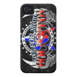 Love For My City Iphone case iPhone 4 Case-Mate Case