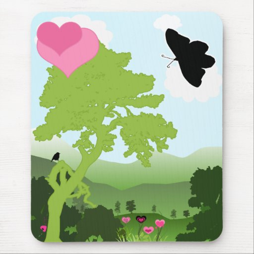 Love for Nature Mousepad