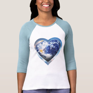 love for our earth t-shirt
