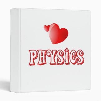 Love for Physics Binder