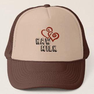 Love for Raw Milk Trucker Hat