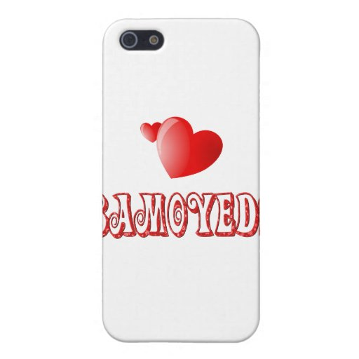 Love for Samoyeds iPhone 5 Covers