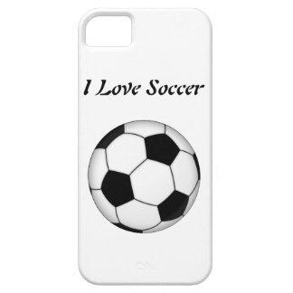 Love For Soccer iPhone SE/5/5s Case