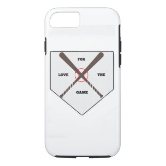 Love For The Game logo phone case