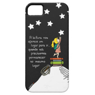 Love for the reading iPhone SE/5/5s case