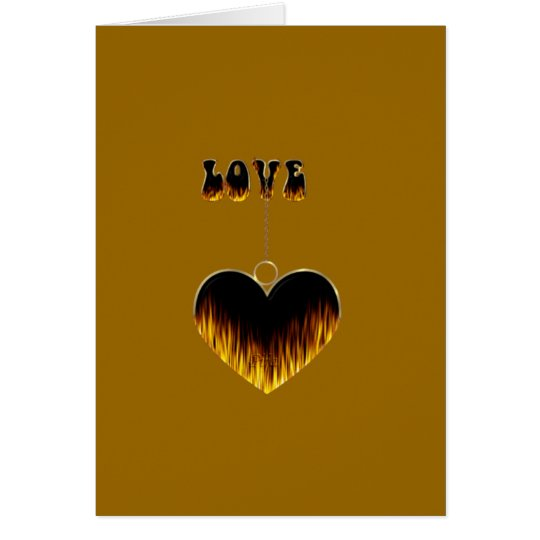 Love For You Card