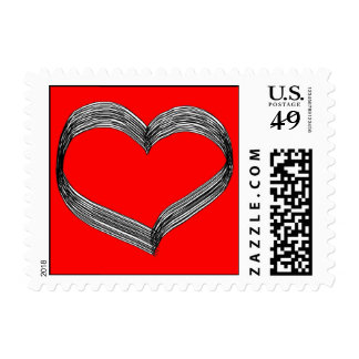 love for you postage