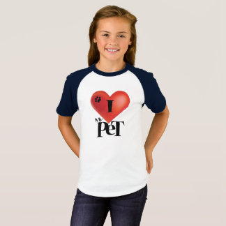 Love for your pet T-Shirt