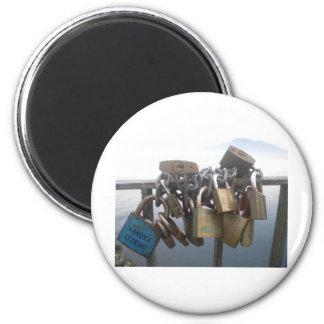 Love Forever 2 Inch Round Magnet