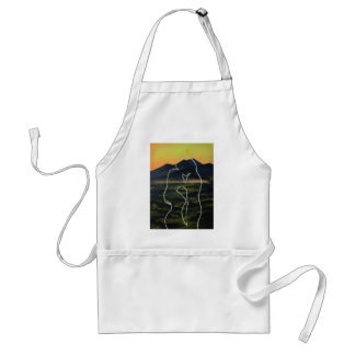 Love Forever Adult Apron