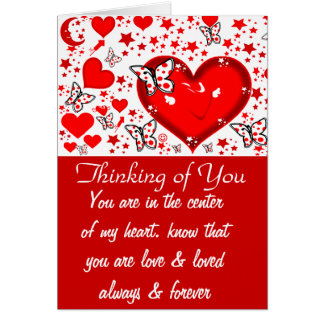 Love,Forever & Always_ Card