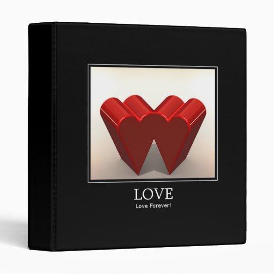 Love Forever Avery Binder