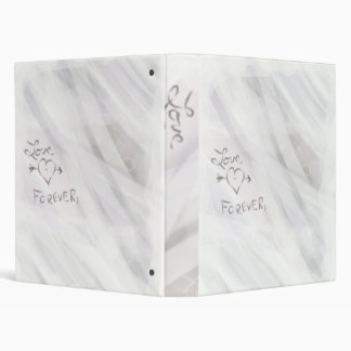 Love Forever Binder or Notebook