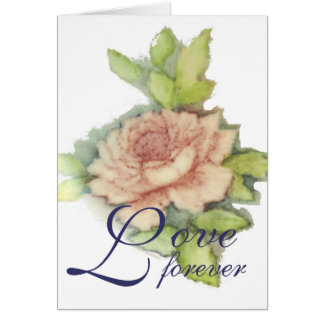 Love Forever-Customize Card