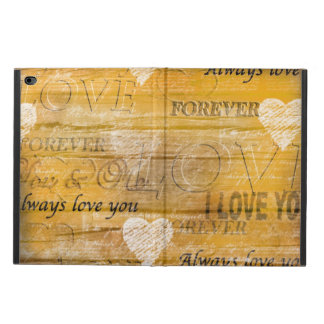 Love Forever Powis iPad Air 2 Case