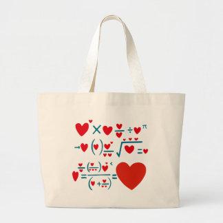 Love Formula Large Tote Bag