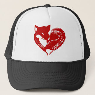Love Foxes Clothing Trucker Hat
