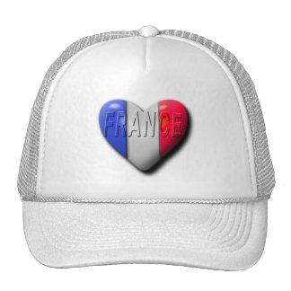 Love France Trucker Hat