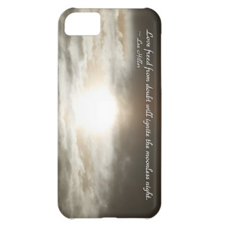 Love Freed From Doubt Will... Case For iPhone 5C