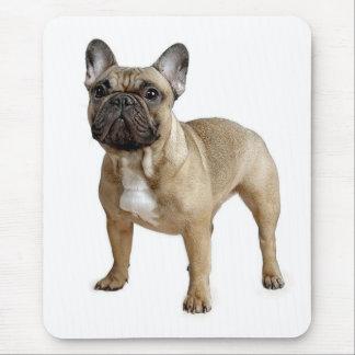 Love French Bulldog Puppy Dog Mousepad Mousepads