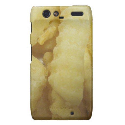 Love French Fries Droid RAZR Case